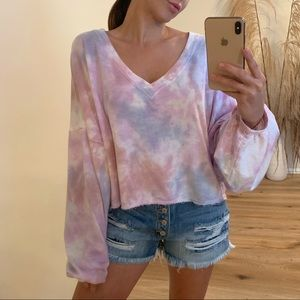 🆕🔃LAST3 • Danni Tie Dye Top